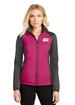 ATF Ladies Hybrid Soft Shell Jacket