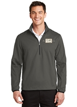 ATF Active 1/2-Zip Soft Shell Jacket