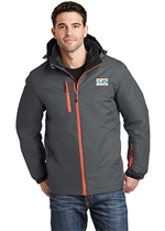 ATF Vortex 3-in-1 Waterproof Jacket