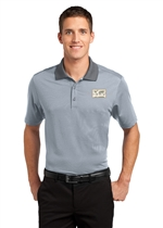 Fine Stripe Performance Polo
