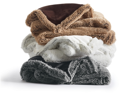 ATF Faux Fur Blanket